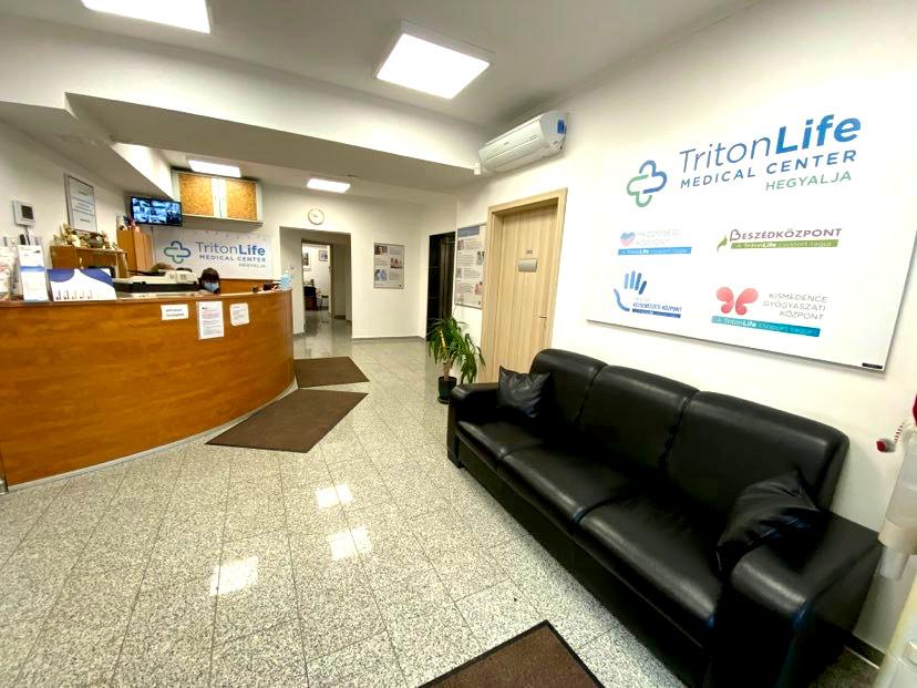 TritonLife Medical Center Hegyalja